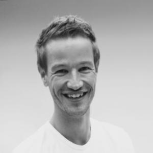 Eric Huisman - portret